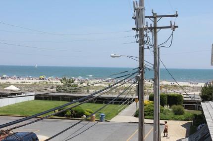 OC condo with ocean view